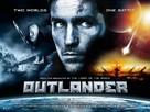 Outlander - British Movie Poster (xs thumbnail)
