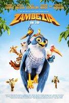 Zambezia - South African Movie Poster (xs thumbnail)
