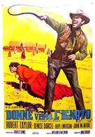 Westward the Women - Italian Movie Poster (xs thumbnail)