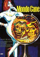 Mondo cane - German Movie Poster (xs thumbnail)