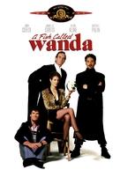 A Fish Called Wanda - DVD movie cover (xs thumbnail)