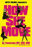 How She Move - Movie Poster (xs thumbnail)