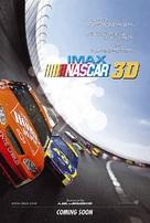 NASCAR 3D - poster (xs thumbnail)