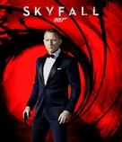 Skyfall - German Blu-Ray movie cover (xs thumbnail)