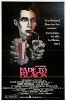 Fade to Black - Movie Poster (xs thumbnail)