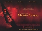 The Count of Monte Cristo - British Movie Poster (xs thumbnail)