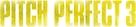 Pitch Perfect 3 - Logo (xs thumbnail)