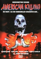 The Clairvoyant - German DVD cover (xs thumbnail)