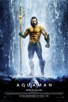 Aquaman - Swiss Movie Poster (xs thumbnail)