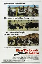 Bless the Beasts & Children - Movie Poster (xs thumbnail)