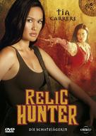 """Relic Hunter"" - German DVD movie cover (xs thumbnail)"