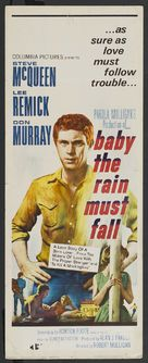 Baby the Rain Must Fall - Movie Poster (xs thumbnail)