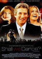 Shall We Dance - Spanish Movie Poster (xs thumbnail)
