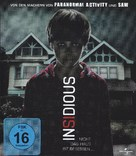 Insidious - German Movie Cover (xs thumbnail)