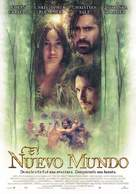 The New World - Spanish Movie Poster (xs thumbnail)