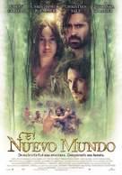 The New World - Spanish Movie Poster (xs thumbnail)