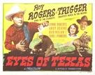 Eyes of Texas - Movie Poster (xs thumbnail)