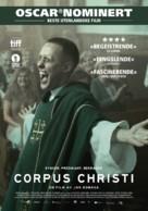 Boze Cialo - Danish Movie Poster (xs thumbnail)