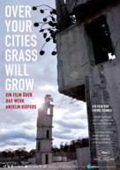 Over Your Cities Grass Will Grow - German Movie Poster (xs thumbnail)