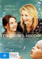 My Sister's Keeper - Australian DVD movie cover (xs thumbnail)