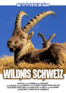 Wildnis Schweiz - Swiss Movie Poster (xs thumbnail)