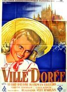 Goldene Stadt, Die - French Movie Poster (xs thumbnail)