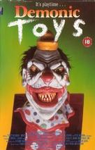 Demonic Toys - British VHS cover (xs thumbnail)