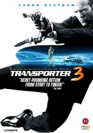 Transporter 3 - Danish Movie Cover (xs thumbnail)