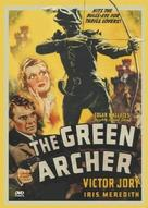 The Green Archer - DVD cover (xs thumbnail)