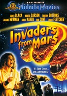 Invaders from Mars - DVD cover (xs thumbnail)