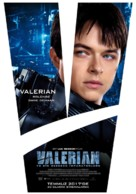 Valerian and the City of a Thousand Planets - Turkish Movie Poster (xs thumbnail)