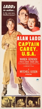 Captain Carey, U.S.A. - Movie Poster (xs thumbnail)
