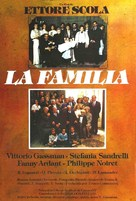 La famiglia - Argentinian Movie Poster (xs thumbnail)