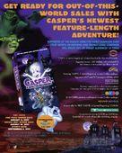 Casper: A Spirited Beginning - Video release movie poster (xs thumbnail)