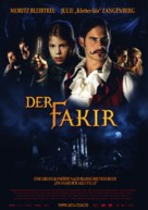 Fakiren fra Bilbao - German Movie Poster (xs thumbnail)
