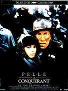Pelle erobreren - French Movie Poster (xs thumbnail)
