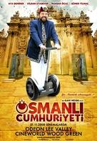 Osmanli cumhuriyeti - Turkish Movie Poster (xs thumbnail)