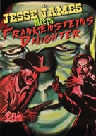 Jesse James Meets Frankenstein's Daughter - DVD movie cover (xs thumbnail)