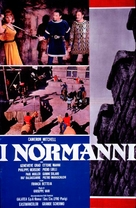 I normanni - Italian Movie Poster (xs thumbnail)