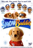 Snow Buddies - Dutch DVD cover (xs thumbnail)