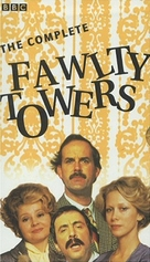 """Fawlty Towers"" - British VHS cover (xs thumbnail)"