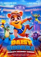 Daisy Quokka: World's Scariest Animal - British Movie Poster (xs thumbnail)