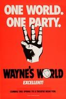 Wayne's World - Advance poster (xs thumbnail)