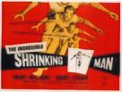 The Incredible Shrinking Man - British Movie Poster (xs thumbnail)