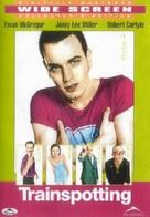Trainspotting - Italian DVD cover (xs thumbnail)