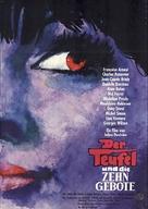 Le diable et les dix commandements - German Movie Poster (xs thumbnail)