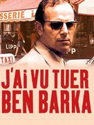 J'ai vu tuer Ben Barka - French poster (xs thumbnail)