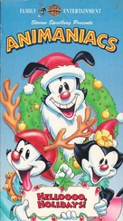 """Animaniacs"" - VHS cover (xs thumbnail)"