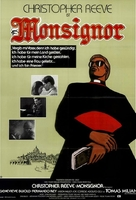 Monsignor - German Movie Poster (xs thumbnail)