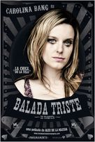 Balada triste de trompeta - Spanish Movie Poster (xs thumbnail)